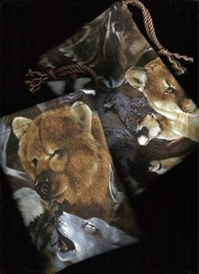 Wildlife Classic Tarot Bag - Wildlife Tarot Bag