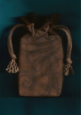 Brown Realm Double Draw Bag - Brown Realm Tarot Bag