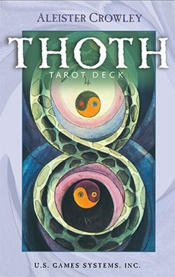 Thoth Tarot Deck - Crowley Thoth Tarot Card Deck
