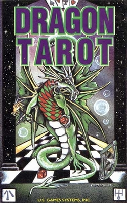 Dragon Tarot Deck - Dragon Tarot by Donaldson Pracownik