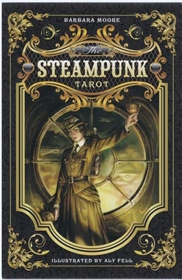 Steampunk Tarot Deck and Book Set - Steampunk Tarot Deck Book Set