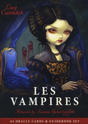 Les Vampires Oracle Set - Les Vampires Oracle Cards | Cavendish