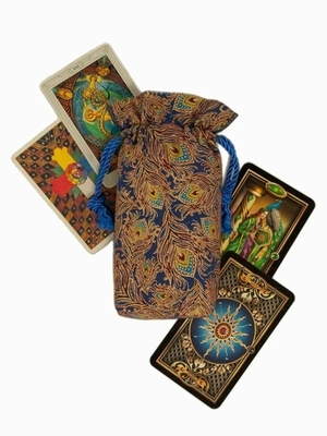 Watchful Double Draw Bag - Watchful Double Draw Tarot Bag