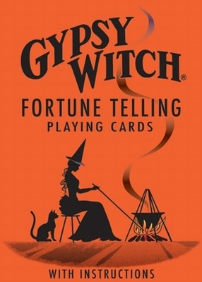 Gypsy Witch Fortunetelling Cards - Gypsy Witch Fortunetelling Cards