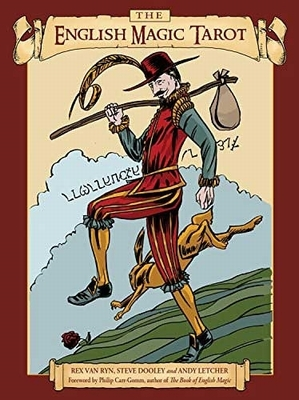 NEW! English Magic Tarot Deck - English Magic Tarot Deck Set