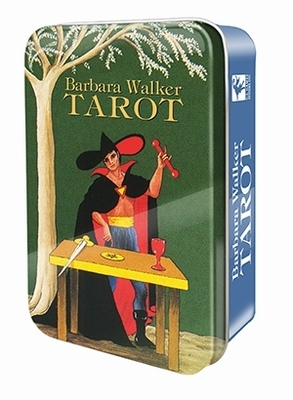 NEW! Barbara Walker Tarot Tin - Barbara Walker Tarot Tin