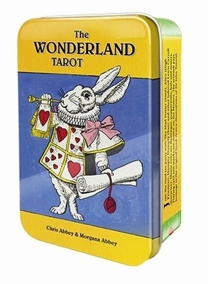 Wonderland Tarot Tin - Wonderland Tarot in a Tin