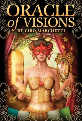NEW! Oracle of Visions - Oracle of Visions Card Deck