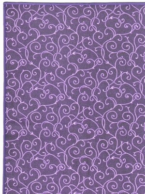 NEW! Grace Tarot Cloth - Grace Purple Tarot Cloth