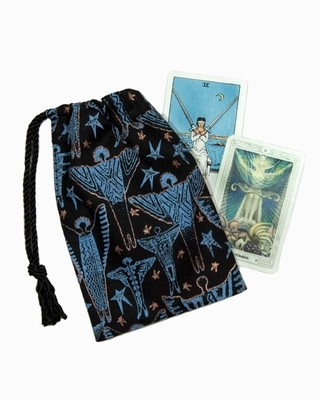 Lightworkers Small Bag - Lightworkers Small Bag for Tarot or Lenormand
