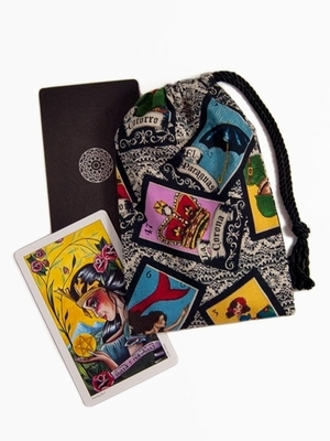 NEW! Las Loterias Bag - Las Loterias Tarot Bag
