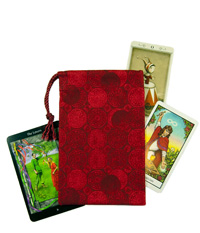 tarot bags of all sizes