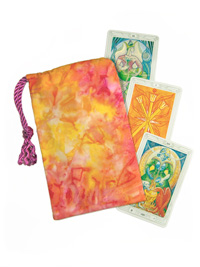 Ostara Tarot Bag
