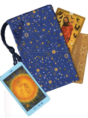 Destiny Tarot Bag