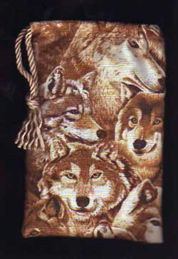 Wolf Faces Tarot Baga